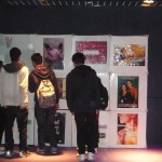 Exposition d'affiches - Stand interassociatif